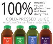 Joos organic dairy-free juice