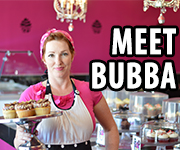Bubba Sweets bakery uses Cambro