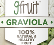 gfruit Graviola 100% Natural & Healthy Fruit