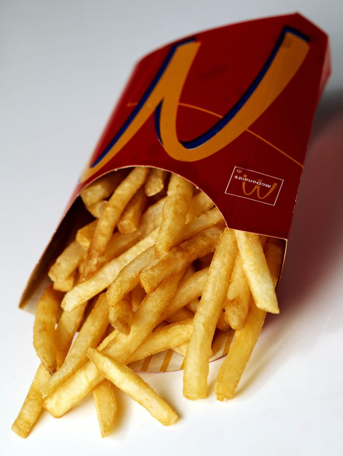 What S Really Inside Mcdonald S French Fries Us Food Safety